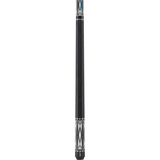 Griffin Pool Cue - GR40 - Black with Reflective Diamonds - ABSOLUTE CUES