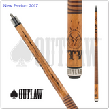 Outlaw Pool Cue - OL46 - Outlaw Original - FTW - For The Win - absolute cues