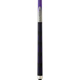Lucasi Pool Cue - Lucasi Hybrid - LH50 - Purple, Black, G5Grip, UniLoc - absolute cues