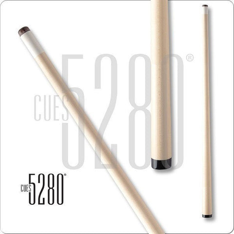 5280 Pool Cue Shaft - Shaft - 12mm - 13mm - ABSOLUTE CUES