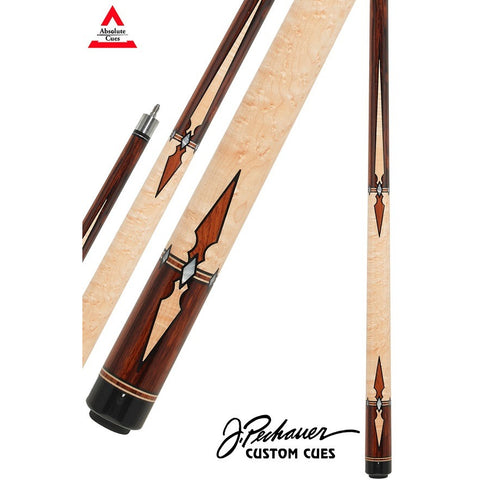 Pechauer Pool Cues - Pro Series G - P09-G - Professional Pool Cue - absolute cues