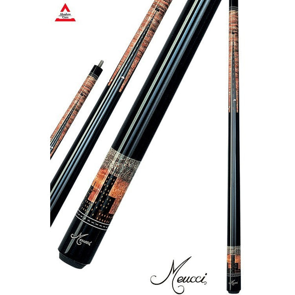 Meucci Pool Cues - MEUCCI HOF-6 / HOF06 - City Skyline - absolute cues