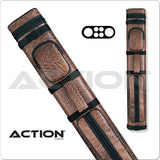 Action Pool Cue Case - AC24 - 2x4 - Hard Cue Case - absolute cues