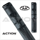 Action Pool Cue Case - 3x5 - AC35 - Black - Hard Cue Case - absolute cues