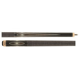 Action Pool Cues - Exotic Series - ACT144 - Spider Teardrop Design - absolute cues