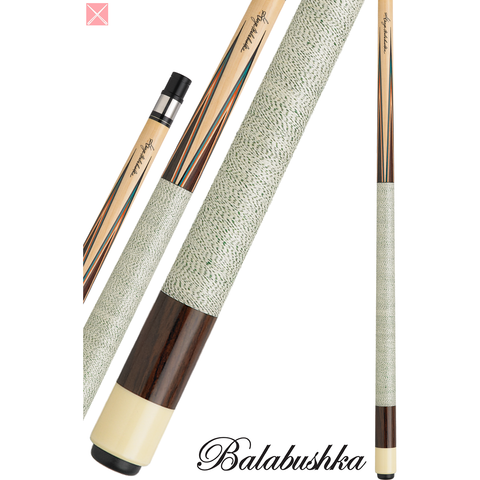 George Balabushka Pool Cues - GB SERIES - GB1 - Balabushka Signature - absolute cues