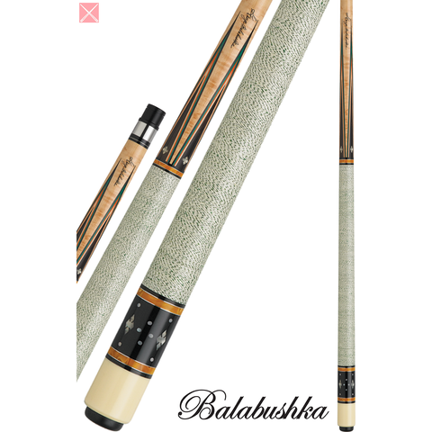George Balabushka Pool Cues - GB SERIES - GB23 - Balabushka Signature - absolute cues