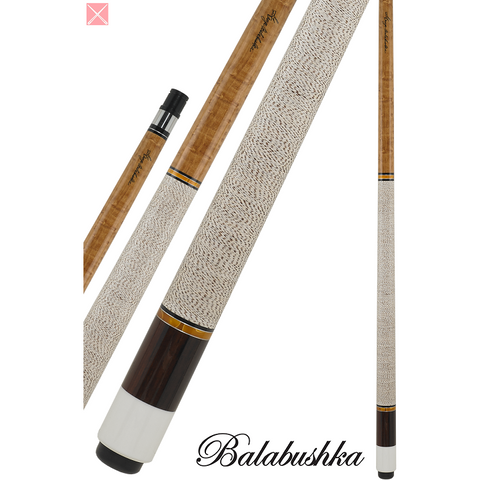 George Balabushka Pool Cues - GB SERIES - GB24 - Balabushka Signature - absolute cues