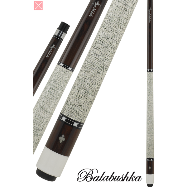 George Balabushka Pool Cues - GB SERIES - GB25 - Balabushka Signature - absolute cues