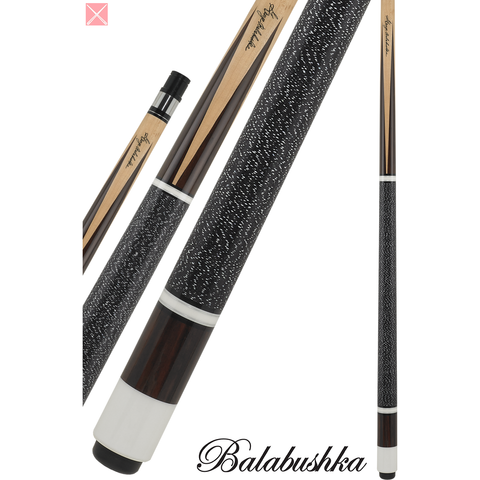 George Balabushka Pool Cues - GB SERIES - GB26 - Balabushka Signature - absolute cues