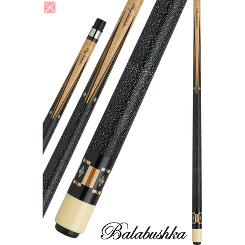 George Balabushka Pool Cues - GB SERIES - GB5 - Balabushka Signature - absolute cues