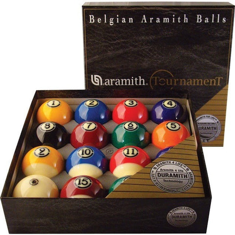Aramith Billiards Balls - BBAT - Tournament Ball Set - absolute cues