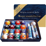 Super Aramith Billiards Balls - BBSAPVPK - Pro Value Pack - absolute cues