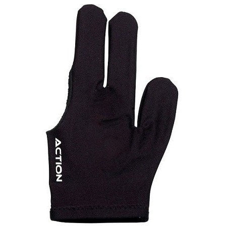 1 Black or Pink Action Billiards Glove - Universal Fit - absolute cues