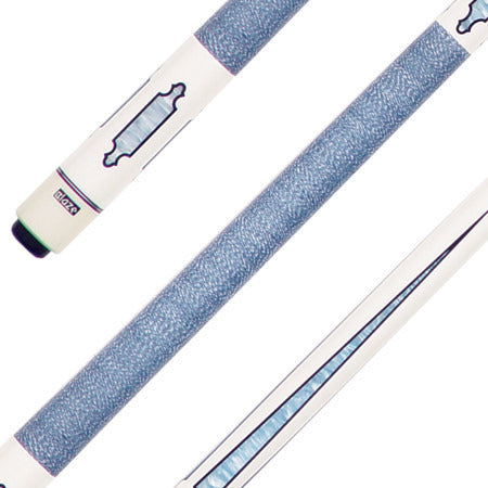 Blaze Model VR-1BE Light Blue Pool Cue