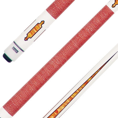 Blaze Model VR-1OE Orange Pool Cue - absolute cues