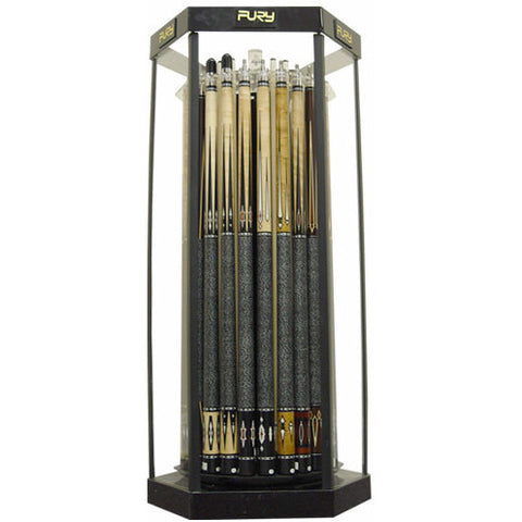 Deluxe Rotating Display Case for 24 Cues