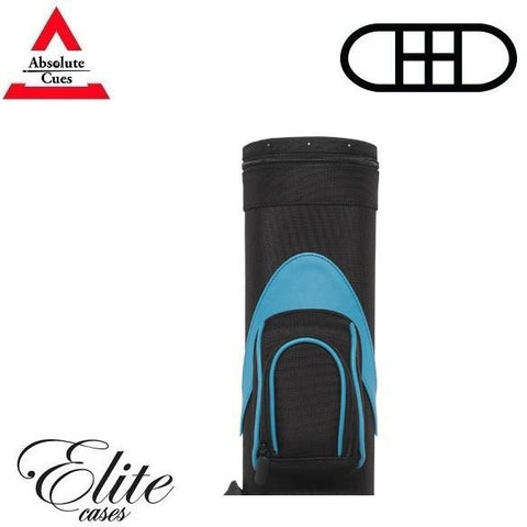 Elite Pool Cue Case - 2x4 - Wave Cue Case - absolute cues
