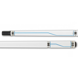 Fury Pool Cues, HT Solid Wood Shaft, Fury FUCR02, CR Series Futuristic - absolute cues
