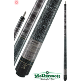 McDermott Pool Cue - G-Series, G210, G-Core Shaft, Titanium Grey - absolute cues