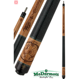 McDermott Pool Cue - G-Series, G216, G-Core Shaft, Wildfire - absolute cues