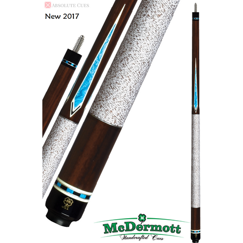 McDermott Pool Cue - G-Series, G426, G-Core Shaft, Rosewood Forearm - absolute cues