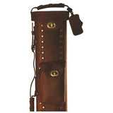 InStroke Pool Cue Case - 2x4 - ISB24 - Buffalo Leather Cue Case - absolute cues