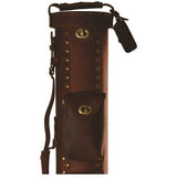 InStroke Pool Cue Case - 3x7 - ISB37 - Buffalo Leather Cue Case - absolute cues