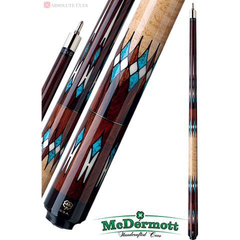 McDermott Pool Cue - G-Series, M29B, Intimidator I-2 Shaft, Bridgeport - absolute cues