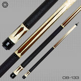 OB Pool Cues - OB-133 SPARTAN - OB+ Shaft - Performance Cue - absolute cues