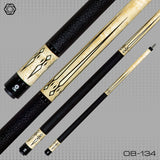 OB Pool Cues - OB-134 Lions Claw - OB+ Shaft - Performance Cue - absolute cues