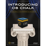 6 Display Boxes of OB Chalk - 288 cubes total -Premium Billiards Chalk