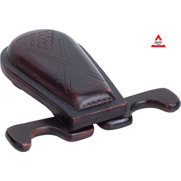 Pool Cue Holder - Leather Cue Holder