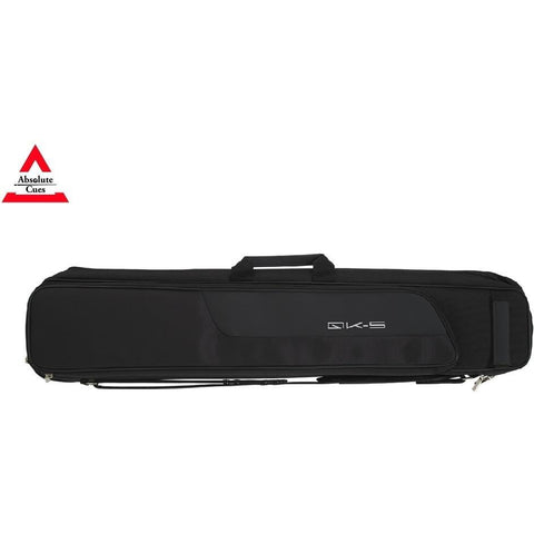 QK-S Rogue Pool Cue Case - 3x4 - Soft Cue Case - absolute cues