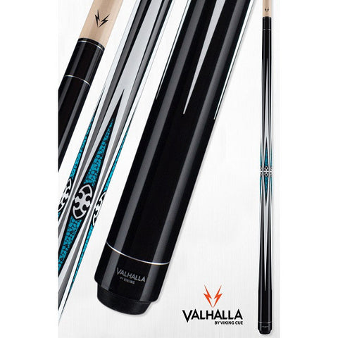 VALHALLA VA491 NO WRAP POOL CUE - WWW.ABSOLUTECUES.COM