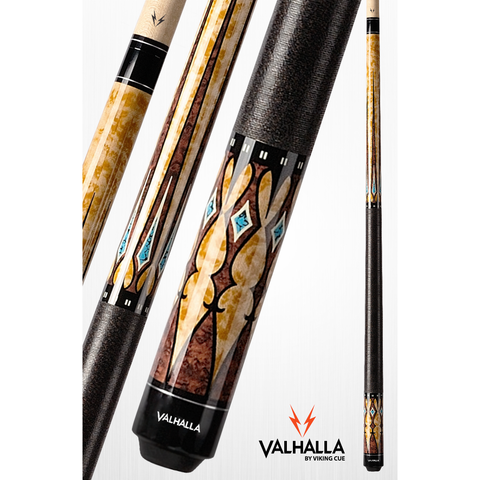 Valhalla Pool Cues - VA502 - By Viking Cues - Linen Wrap