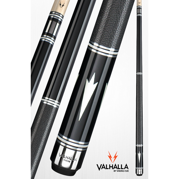Valhalla Pool Cues -  VA901 - Viking Cues - Leather Wrap - Free Case - absolute cues