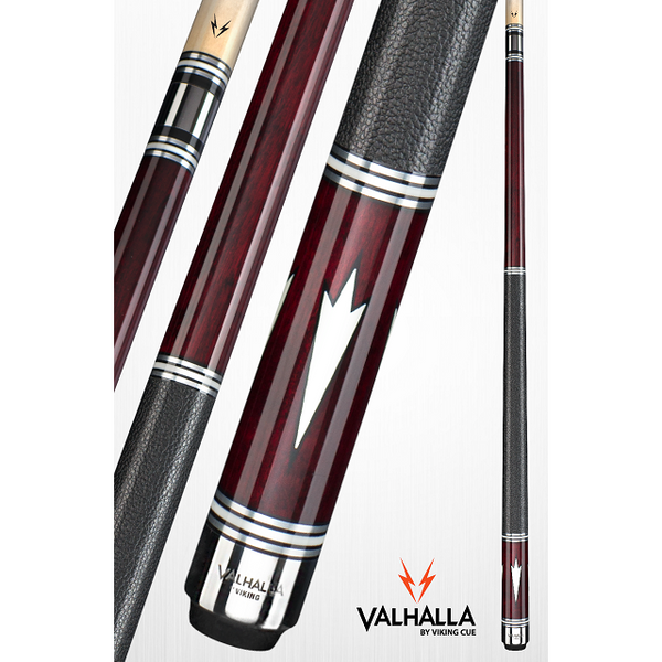 Valhalla Pool Cues - VA902 - By Viking Cues - Leather Wrap - Free Case - absolute cues