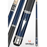 Valhalla Pool Cues - VA903 - Viking Cues - Leather Wrap - Free Case - absolute cues