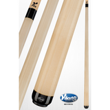 Viking Pool Cue A201 - Quick Release Joint, Le Pro Tip and V Pro Shaft - absolute cues