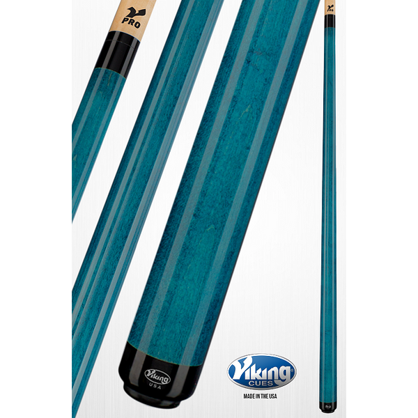 Viking Pool Cue A202 - Quick Release Joint and V Pro Shaft Peformance - absolute cues