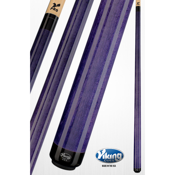 Viking Pool Cue A206 - Quick Release Joint and V Pro Shaft Performance - absolute cues