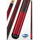 Quick Release Joint and Linen Wrap - Viking Pool Cue A221 - absolute cues