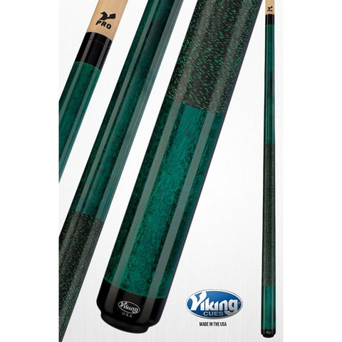 Viking Pool Cue A223 - Quick Release Joint & Linen Wrap - V Pro Shaft - absolute cues