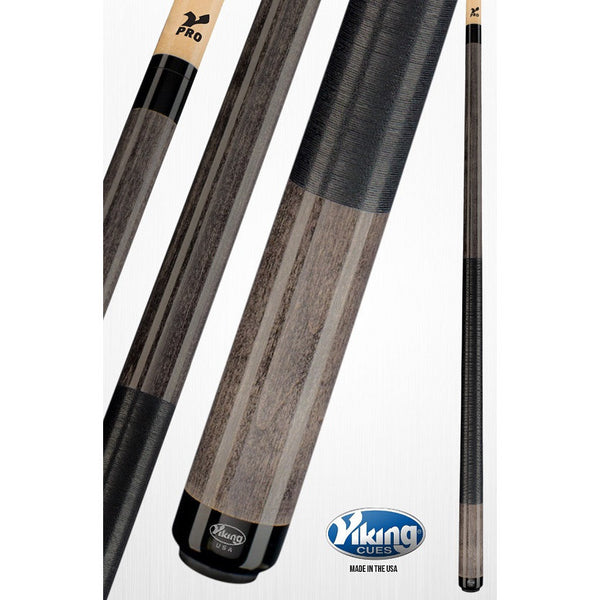 Viking Pool Cue A226 - Quick Release Joint & Linen Wrap - V Pro Shaft - absolute cues