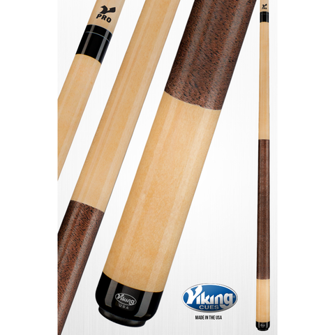 Quick Release Joint & Linen Wrap - V Pro Shaft - Viking Pool Cue A228 - absolute cues