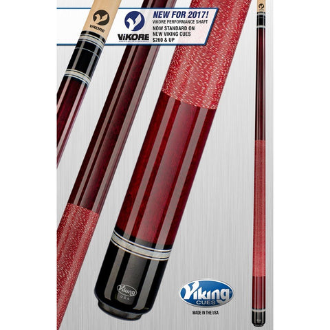 Viking Pool Cue - A261 - ViKORE Performance Shaft - absolute cues