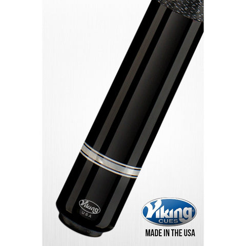 Viking Pool Cue A263 - With ViKORE Performance Shaft & Wrap - absolute cues
