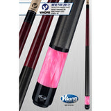 Viking Pool Cue A283 - With ViKORE Performance Shaft & Wrap - absolute cues