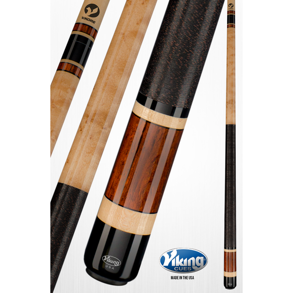 Viking Pool Cue A340 - ViKORE Performance Shaft & Quick Release - absolute cues